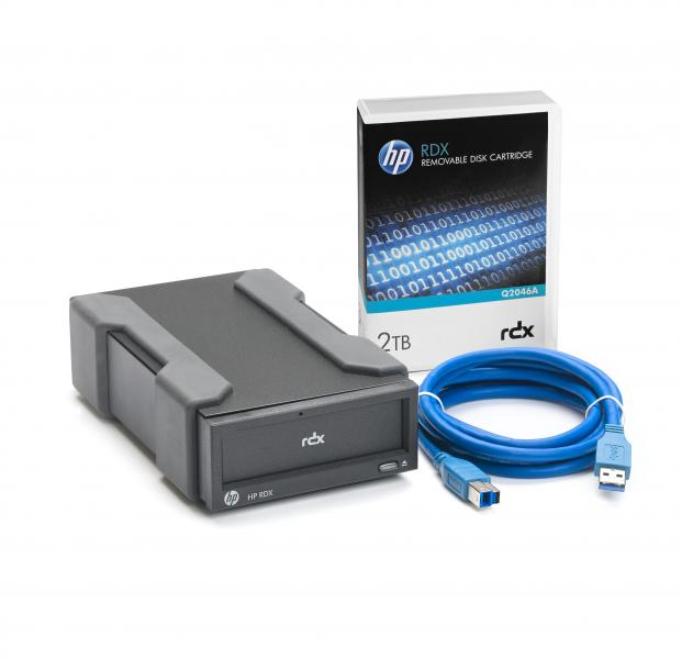 Windowsitpro Product Review Hp Rdx Usb 3 0 Removable