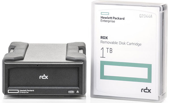 Hp Rdx Removable Disk Storage Bundles Docking Station