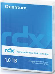 Quantum Rdx 1tb Removable Disk Cartridge Part Mr100 A01a
