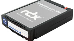 Tandberg Data RDX 4TB QuikStor Removable Disk Cartridge Part# 8824-RDX (Dell RD1000 Compatible)