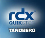 Tandberg Data QuikStor RDX - Docking Stations and Cartridges