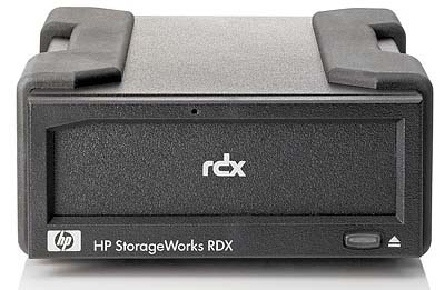 HP StorageWorks RDX External USB 3.0 Docking Station Part# C8S07A (Dell RD1000 Compatible)
