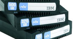 IBM RDX 1TB Removable Disk Cartridge Part # 46C2335