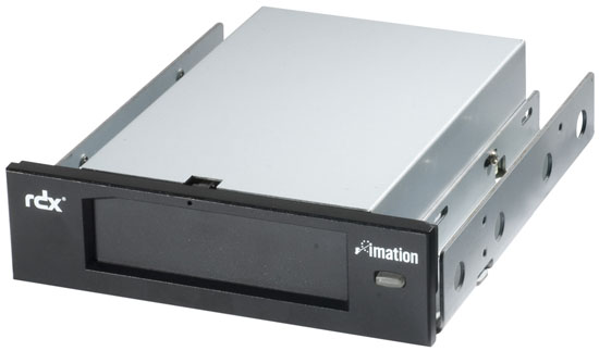 Imation RDX Docking Station - Internal USB 3.0 Dock, (No Cartridge Incl.) Removable Disk Storage Part # 28110