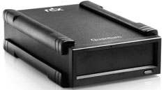 Quantum RDX External Docking Station and 640GB Data Cartridge Part # TR064-CTDB-S1BA